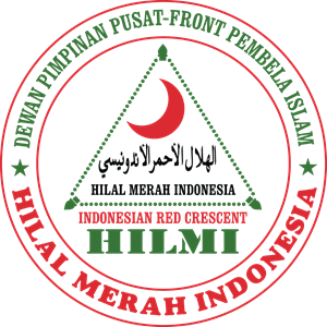 Hilal Merah Indonesia Logo Vector