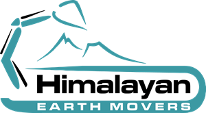 Himalayan Earth Movers Logo Vector