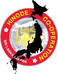 Hinode Corporation Logo Vector