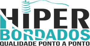 HIPER bORDADOS Logo Vector