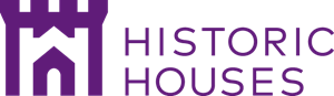 Historic Houses Logo Vector