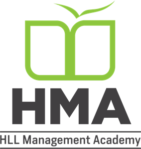 Hll management academy Logo Vector