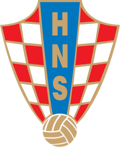 HNS Croatian Football Federation Logo Vector