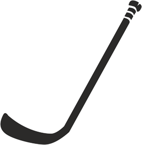 HOCKEY STICK Logo Vector