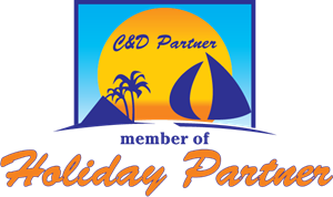 holiday partner Logo Vector
