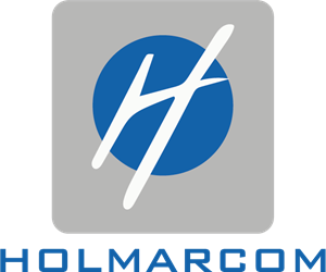 Holmarcom group Logo Vector