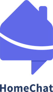 Homechat Logo Vector