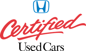 Honda Certified Used Car Logo Vector