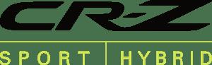 Honda CR Z Sport Hybrid Logo Vector