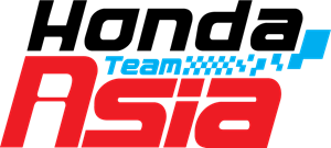 Honda Team Asia Logo Vector
