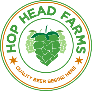 Hop Head Farms Logo Vector