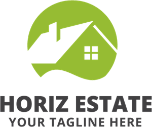 Horiz estate Logo Vector