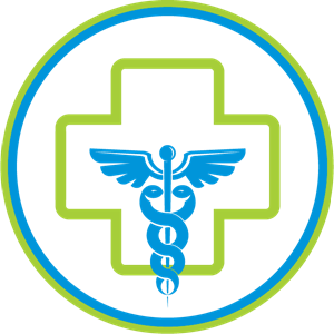 Hospital Clinic Plus Logo Vector