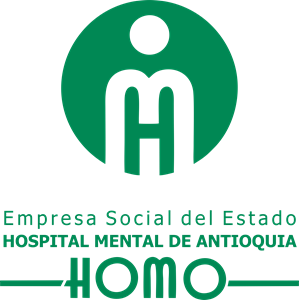 Hospital Mental de Antioquia Logo Vector