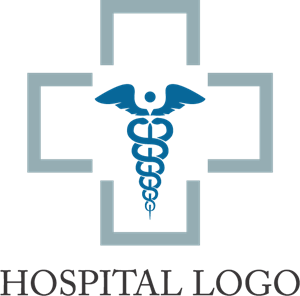 Hospital Plus Logo Vector