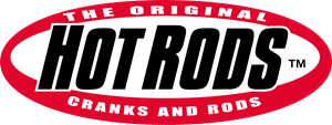 Hot Rods – THe Original Cranks and Rods Logo Vector