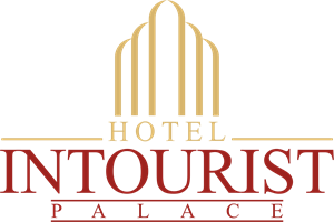 Hotel Intourist Palace Logo Vector