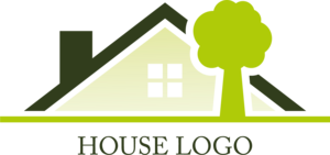 House Building Idea Logo Vector