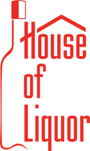 House of Liquor Logo Vector