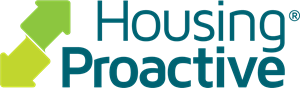 Housing Proactive Logo Vector