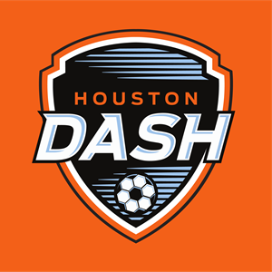 Houston Dash Logo Vector