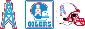 Houston Oilers Logo Vector