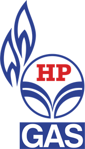 HP Gas Logo Vector