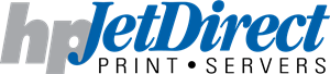 HP Jet Direct Logo Vector