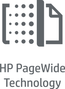 HP PageWide Technology Logo Vector