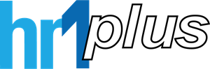 HR1 Plus Logo Vector