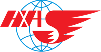 Huaxia airlines Logo Vector