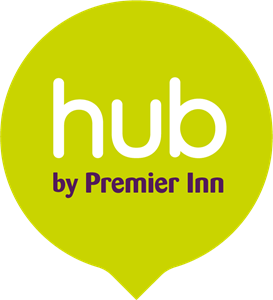 Hub by Premier Inn Logo Vector