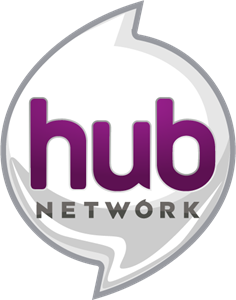 Hub Network Logo Vector