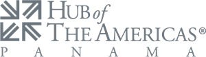 Hub of the americas Panama Logo Vector