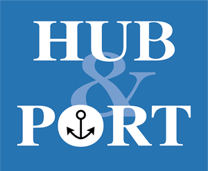 HUB PORT Logo Vector