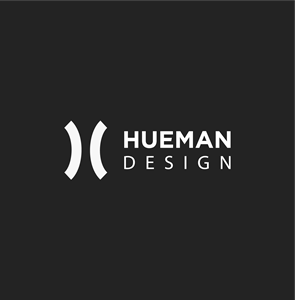 Hueman Design Logo Vector
