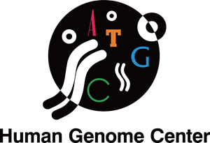 Human Genome Center (HGC) Logo Vector