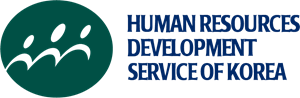 Human Resources Development Service of Korea Logo Vector