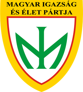 Hungary Political Party MIeP Logo Vector
