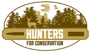 Hunters for Conservation Logo Vector