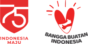HUT 75 bangga buatan indonesia Logo Vector