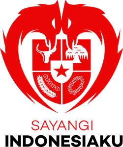 HUT RI 74 SAYANGI INDONESIAKU Logo Vector