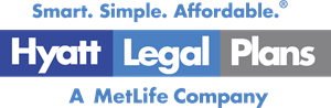 Hyatt Legal Plans Logo Vector