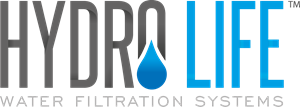 Hydro Life Water Filtration Systems Logo Vector