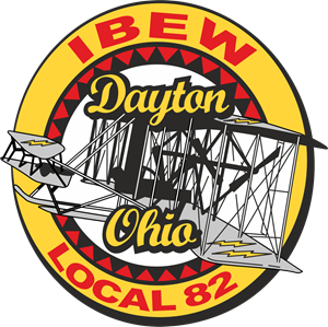 IBEW Local 82 Logo Vector
