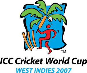 ICC Cricket World Cup West Indies 2007 Logo Vector