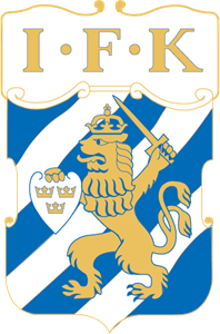 IFK Gothenburg Logo Vector