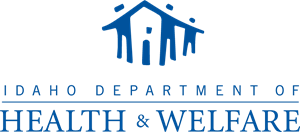Idaho Department of Health & Welfare Logo Vector