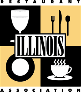 Illinois Restaurant Association Logo Vector
