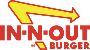 In-N-Out Burger Logo Vector